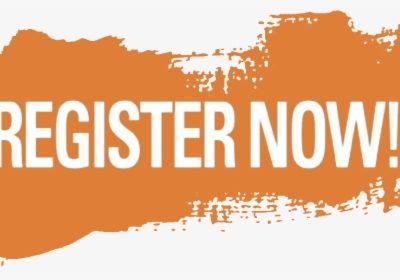 register now orange